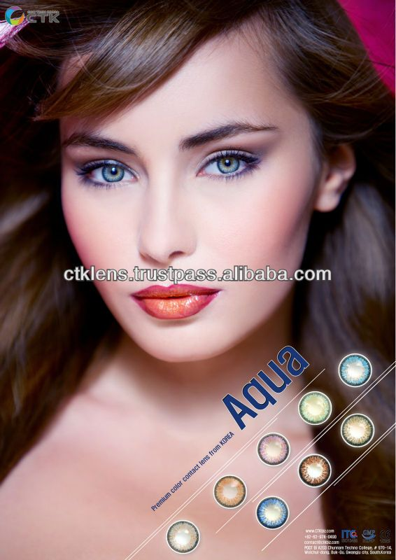 Most Natural Looking Colored Contacts Brand