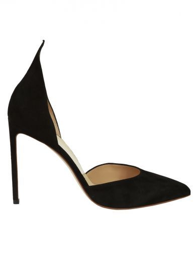 FRANCESCO RUSSO Francesco Russo Leather Pumps. #francescorusso #shoes #francesco-russo-leather-pumps