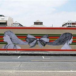 Famous Graffiti Illustrators - Wall Painting & Graffiti Illustrations
