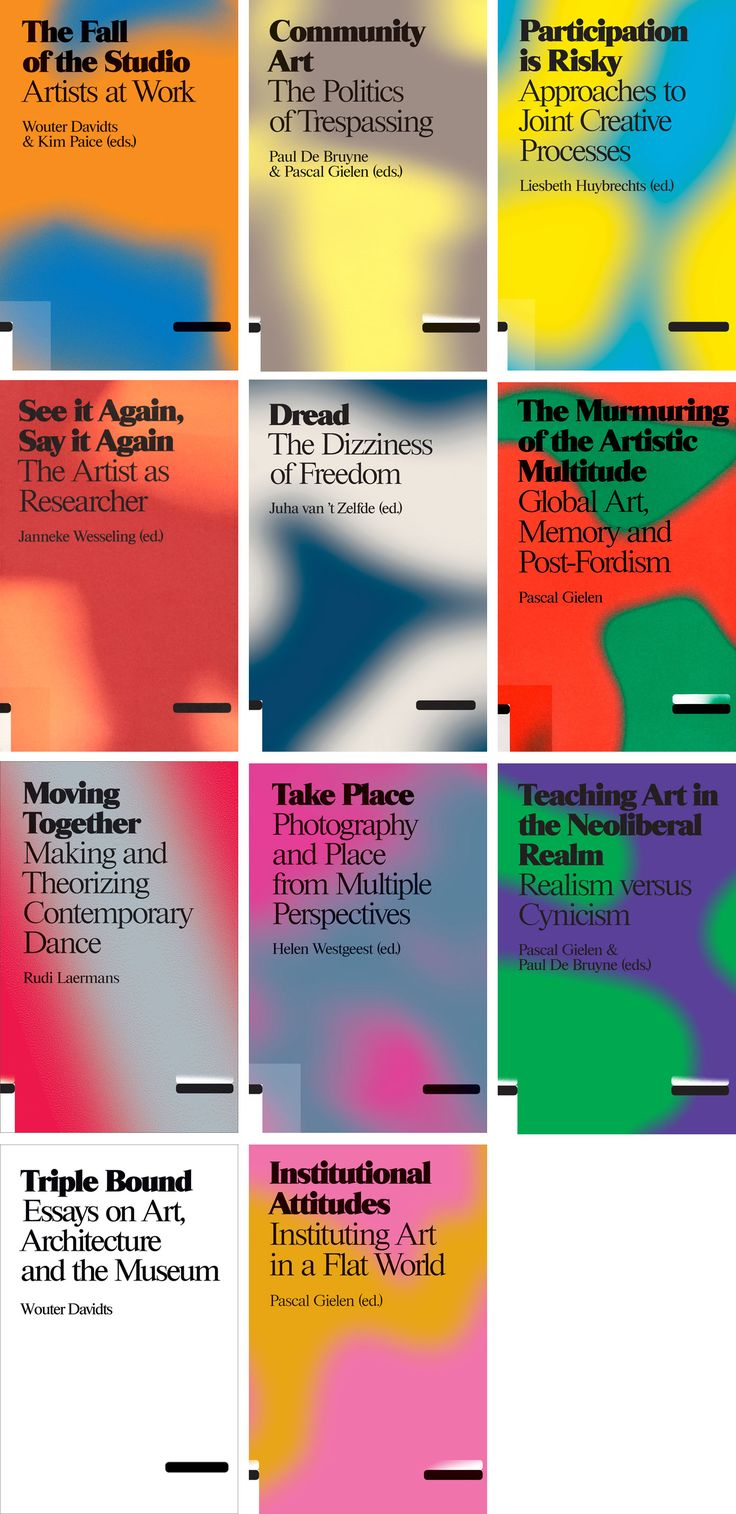 best images about graphic design publication book design tightly spaced riccione and colorful patterns unify the cover designs for the antennae series of art theory and criticism books