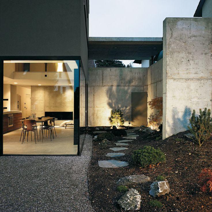 Doppelhaus in Friedrichshafen | DETAIL Inspiration