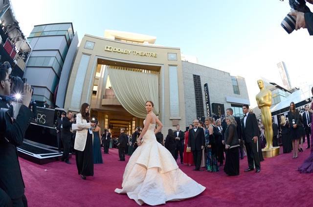 Alfombra roja de la entrega 85 de los Oscar