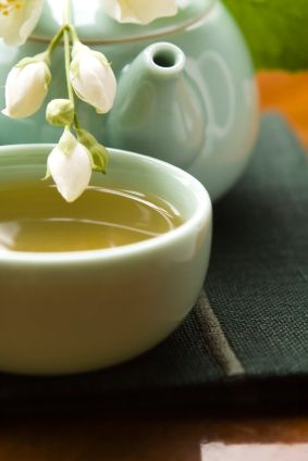 White Tea (is actually pale green!).  What Is White Tea And How Does It Improve Your Health?