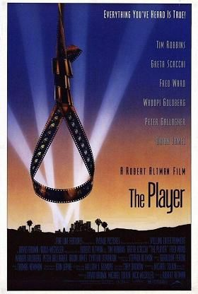 1992 The Player - (Cameo Appearance by Cher) Starring Bob Hoskins, Winona Ryder (who was nominated for a Golden Globe Award for best supporting actress for her role), and Christina Ricci in her first film role.