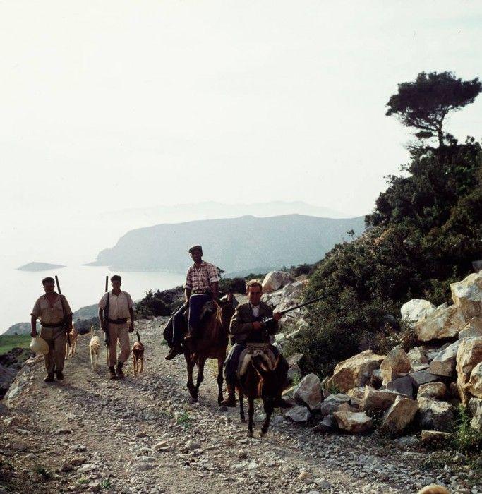 Λέσβος, δεκαετία '70