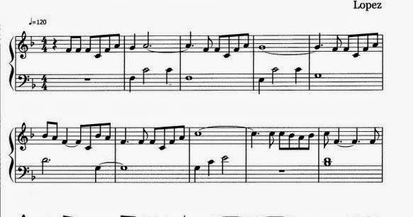 Here are my simplified versions of music from the movie Frozen. There are several editions out on the internet, but none of them matched th...