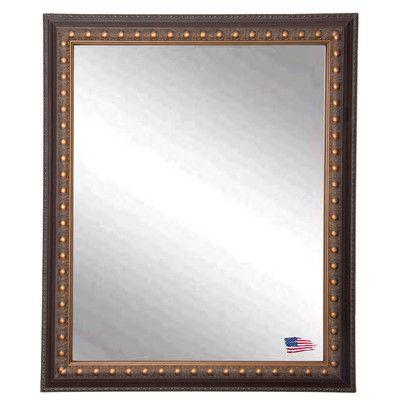 rayne mirrors ava classic wall mirror u0026 reviews wayfair