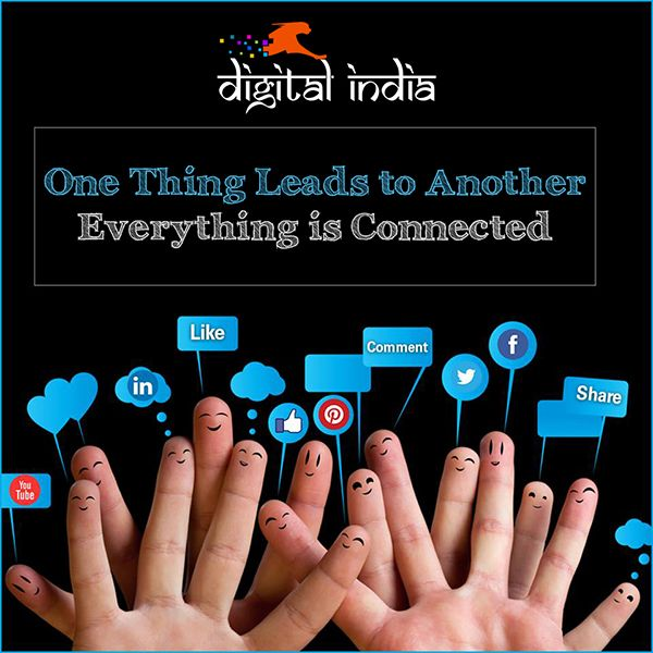 A simple Hello can lead to million things .   #digitalindia #digitalmarketing #digital #socialmedia #socialmediamarketing #socialnetworking #connect #connection