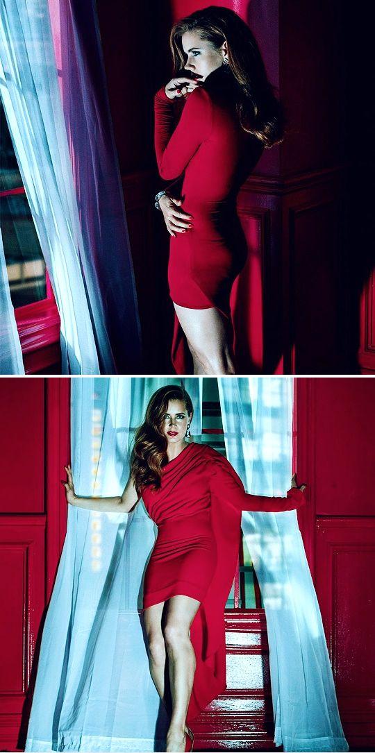 Amy Adams - GQ UK Magazine (April 2016)   GotCeleb