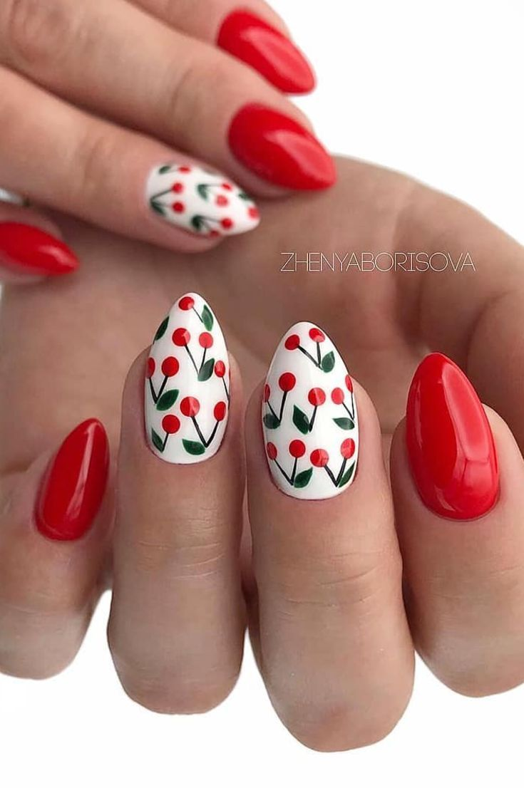 Nails Art Design- 43 Different Nail Design Models For Manicure Every Day New 2019