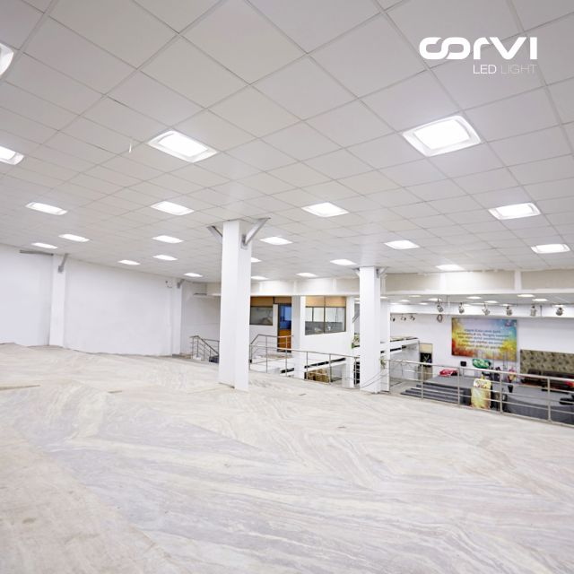 Corvi #LED 2 x 2- Indian Apostolic Mission Church, Chennai, #India. #CorviLEDLight