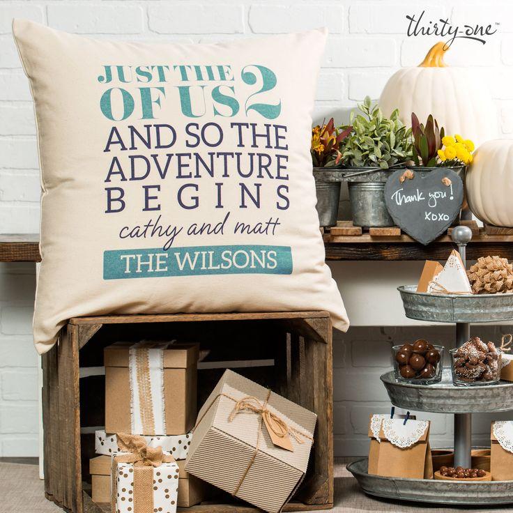 Create the perfect wedding gift! & 27 best Pillows \u0026 Wall Art images on Pinterest | Pillow talk ... pillowsntoast.com