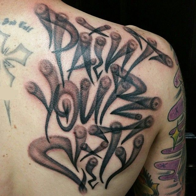 handstyler yep it s a fat cap tattoo pulled off by the man spider624 and now you want one. Black Bedroom Furniture Sets. Home Design Ideas