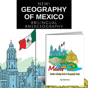 Geography of Mexico @ParadisePraises.com