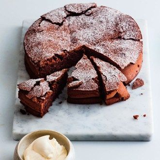 Chocolate and olive-oil cake - Easy Chocolate Cake Recipe