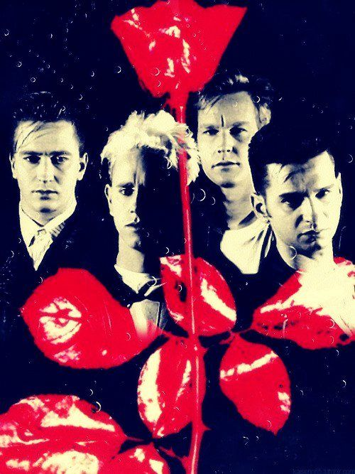 Depeche Mode. Saw them in concert in my 20's....great.