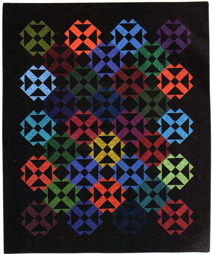 Shoo Shoo Fly Quilt Pattern by Christina McCourt