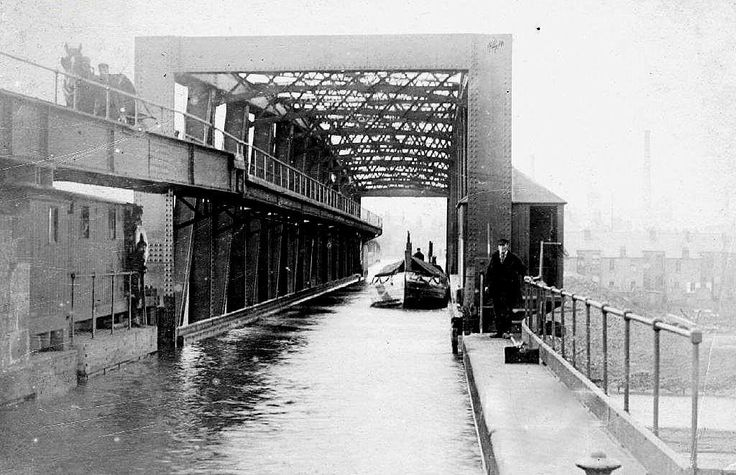 Barton Aqueduct 1894