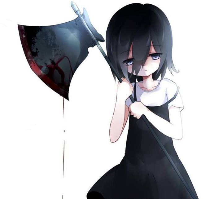 cute girl anime yandere - Buscar con Google