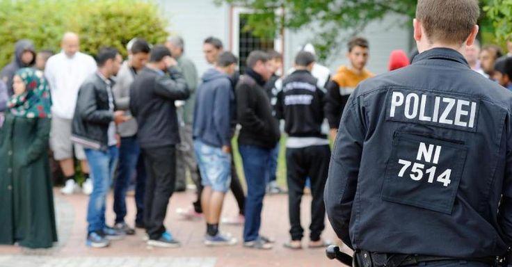Focus.de - 10% Prozent der Flüchtlinge werden straffällig - Deutschland