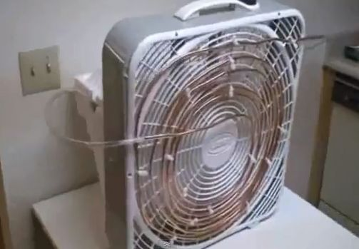 Homemade Portable Air Conditioner : Best images about diy air conditioner on pinterest