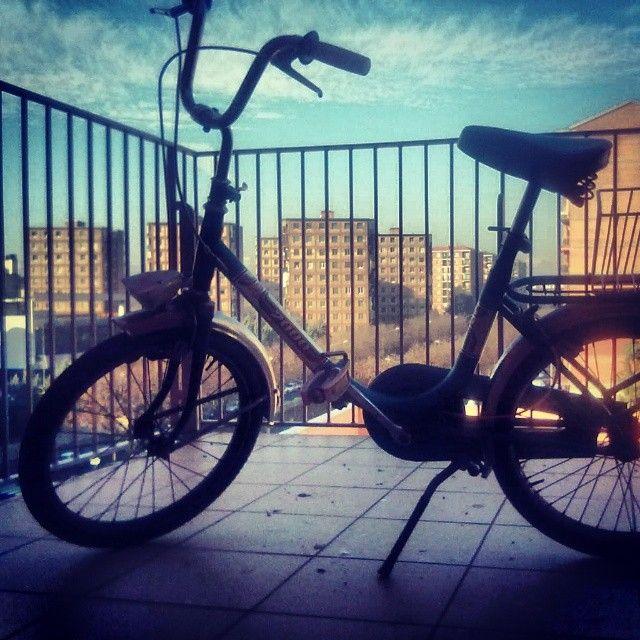 iz14 - mon amour. #bike #bikepride #turin #balun #italy