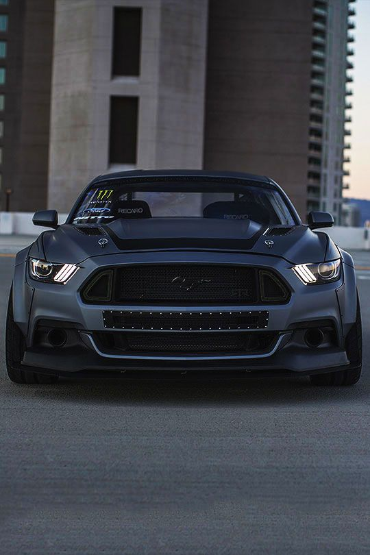 2015 Ford Mustang RTR Spec 5 Concept