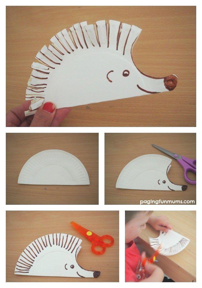 Quick And Easy Children S Crafts Artandcrafts Crafts Ideas