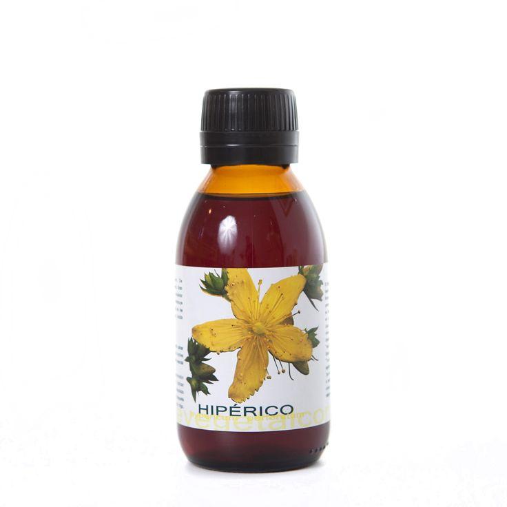 El #aceite de hipérico ayuda a #regenerar la #piel y prevenir los efectos del…