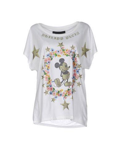 Philipp Plein T-Shirt Femme sur YOOX. La meilleure sélection en ligne de T-Shirts Philipp Plein. YOOX produits exclusifs de designers italiens et internationaux - Paiemen...