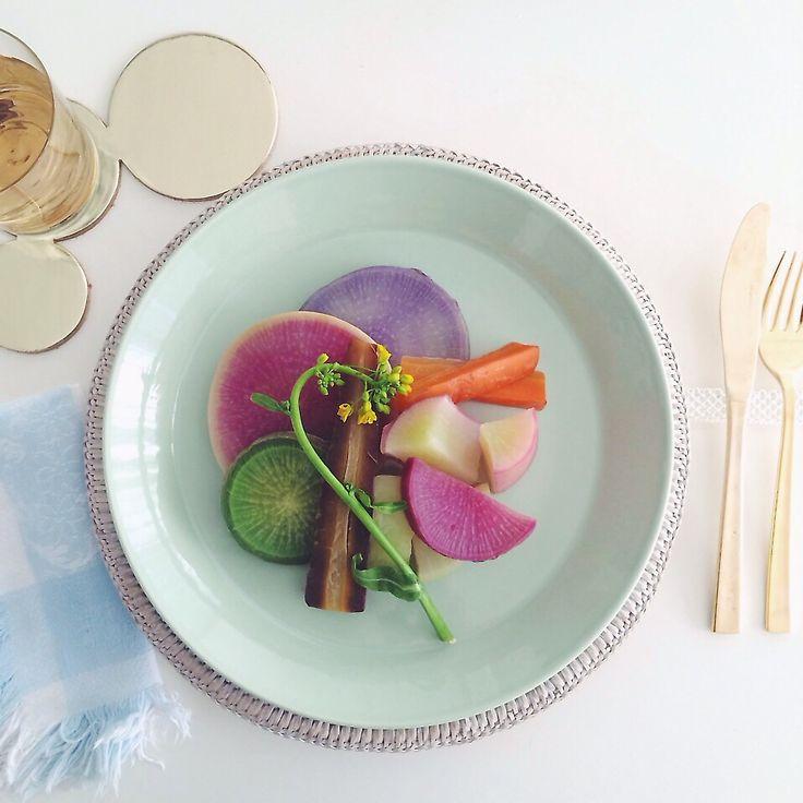 春色温野菜サラダ