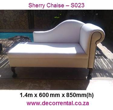 Sherry Chaise