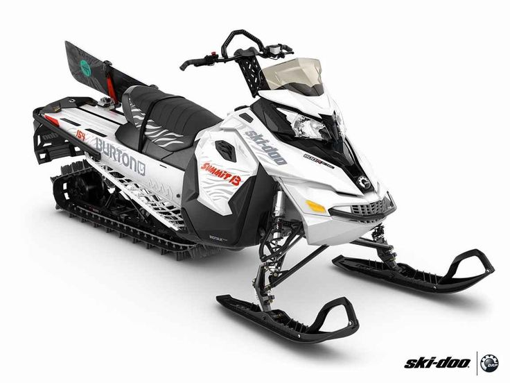 """New 2016 Ski-Doo Summit Burton 154 800R E-TEC, PowderMax 2.5"""" Snowmobile For Sale in New Hampshire,NH. 2016 Ski-Doo Summit Burton 154 800R E-TEC, PowderMax 2.5"""", For some people, there's no chairlift. That's why we designed the ultimate backcountry sled for snowboarders and skiers with another industry-leader: Burton Snowboards. Our team worked with Burton Team Riders and designers to craft a look that captures the excitement and feel of our shared passion for snow."""