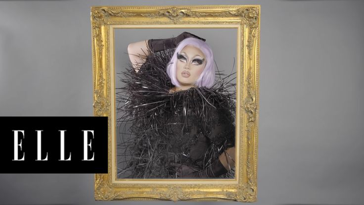 Drag Queen Kim Chi Creates Transformational Makeup: RuPaul's Drag Race has created a lot of celebrity Drag Queens and one of our personal favorites is Kim Chi. Watch as she transforms into her famous character.
