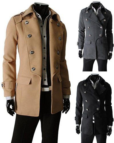RENEGADE! Men's fall-winter jackets