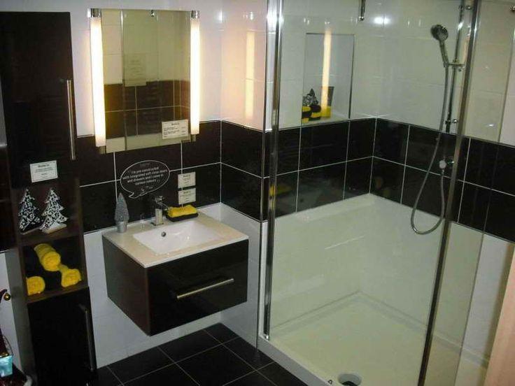 Bathroom With Modern Small Bathroom Tile Ideas Astonishing Gray Bathroom Tile Design Also Minimalist Bathroom Furniture Design Ideas Black Bathroom Interior
