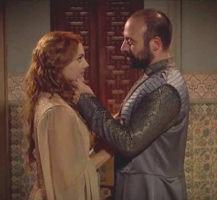 Süleyman and Hürrem