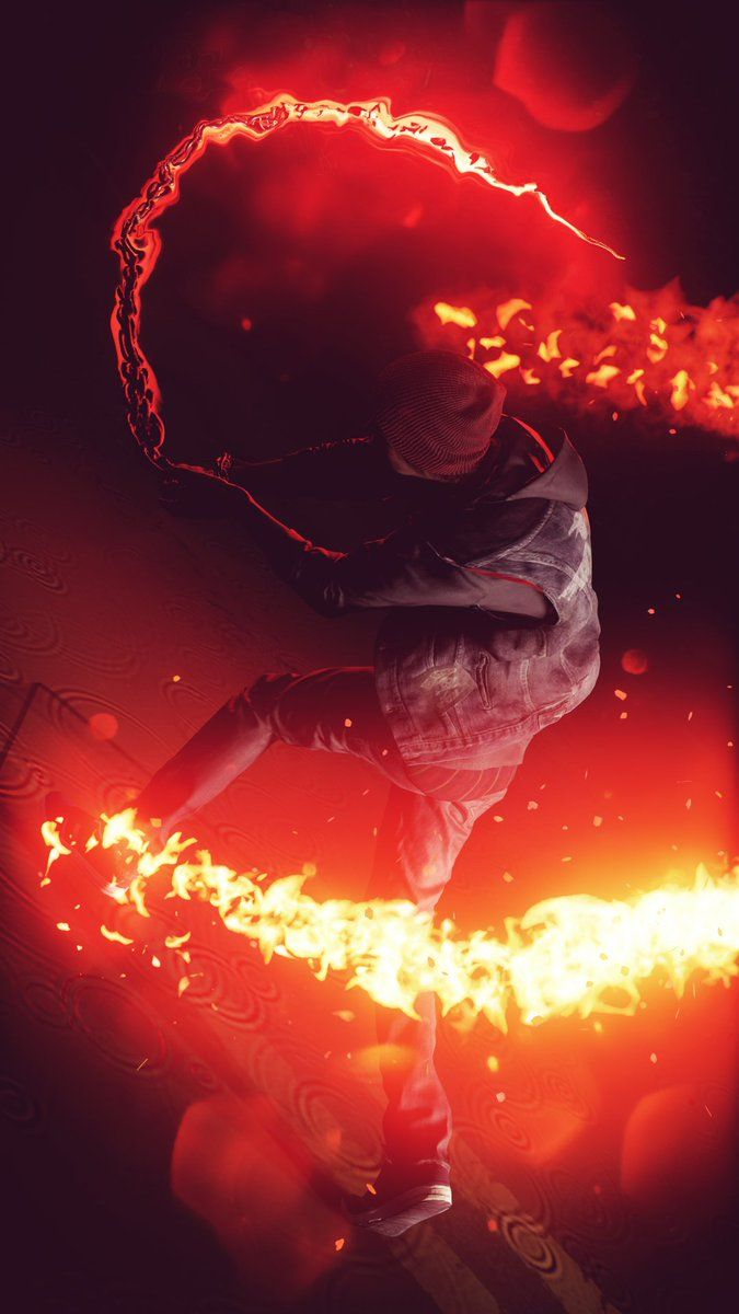 More Vertical Shots From Infamous Second Son Infamoussecondson