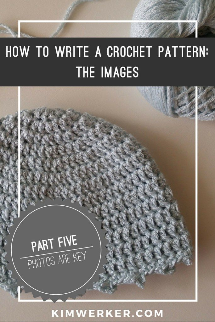 How To Write Crochet Patterns Gallery Knitting Patterns Free Download