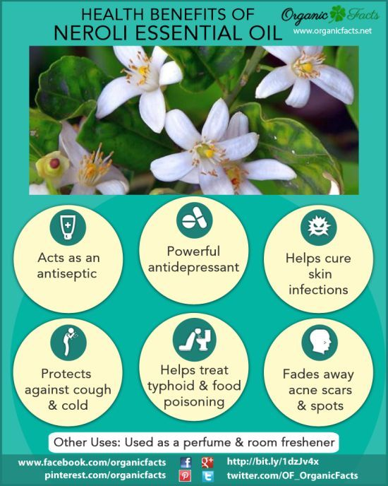 #Health Benefits of Neroli Essential Oil - http://www.myeffecto.com/r/52h_dt