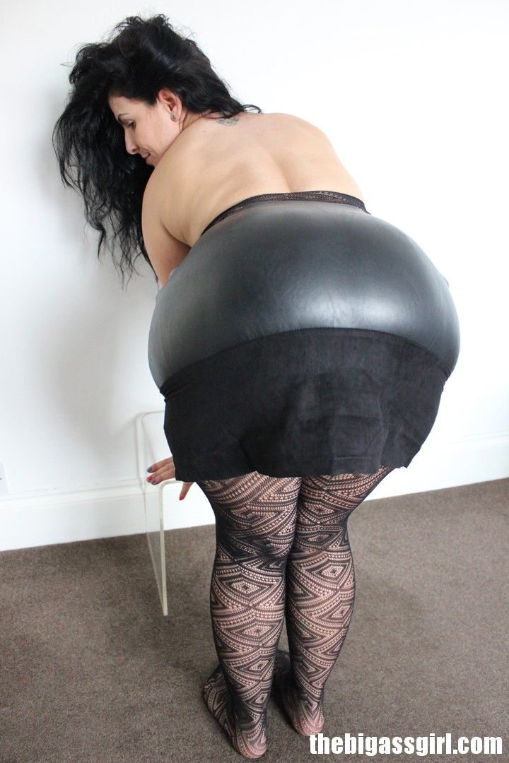 Big Ass In Leather 39