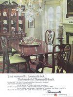 Thomasville Carlton Hall Furniture 1978 Ad Picture