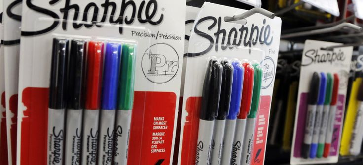How to remove Sharpie stains from pretty much anything