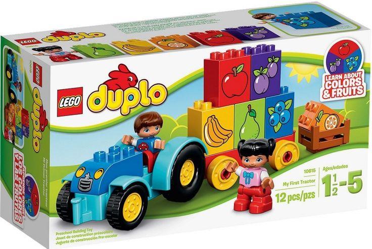 Lego Duplo 10615 Můj první traktor - 0