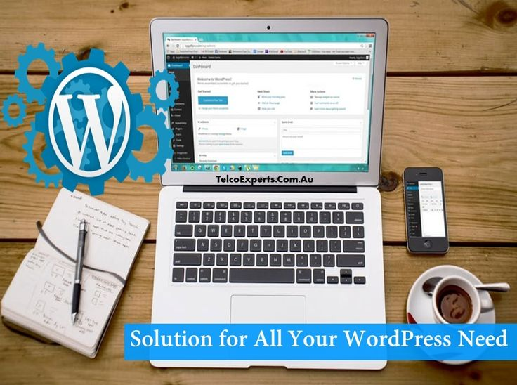 Web development solutions for all your #WordPress needs