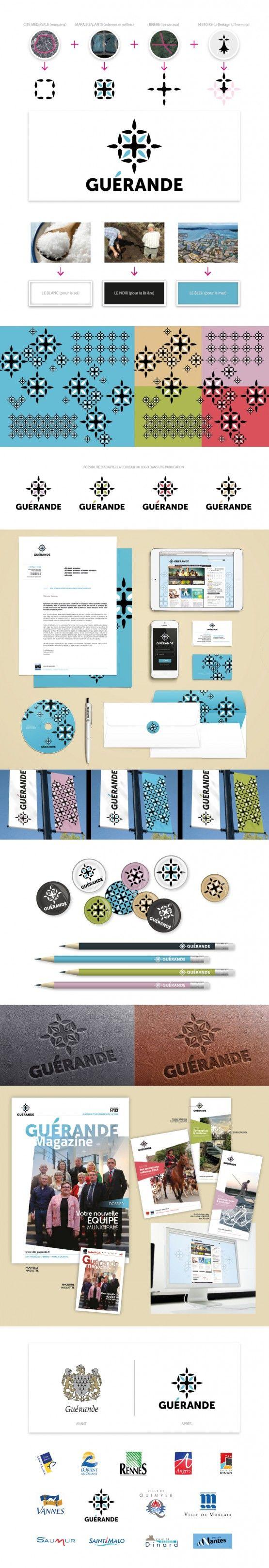 MOSWO | le public | Guérande | Identité | projet | com publique | logo | ville | marque | tourisme