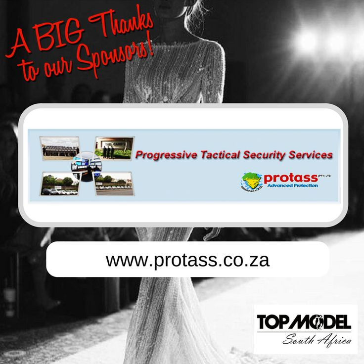 Thanks to Protass Advance Protection for your sponsorship! We appreciate your support!  Visit him on www.protass.co.za #TMSA17 #TMSASponsor