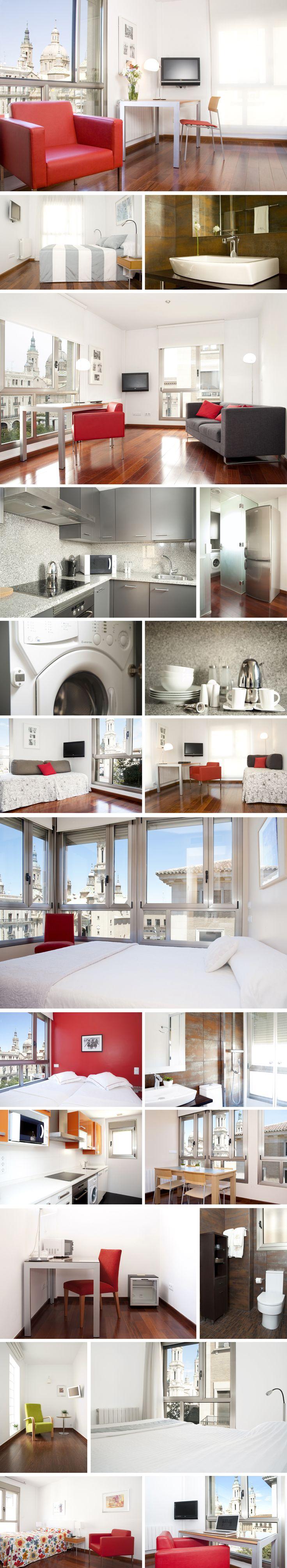 Apartamentos Turísticos SABINAS EL PILAR en Zaragoza | Apartamentos Sabinas en Zaragoza