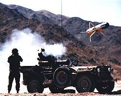 El BGM-71 TOW (Tube-launched, Optically tracked, Wire-guided) es un misil antitanque guiado desarrollado y fabricado por Estados Unidos.  Entró en producción en 1970 y es el misil guiado antitanque más ampliamente usado en el mundo. El TOW actualmente producido puede penetrar cualquier blindaje de tanque conocido.