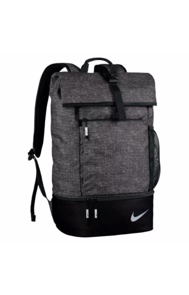 newest collection 4a651 d7503 Unisex Nike Golf Sport BackPack GA0262-001 Black Silver Brand New  Nike   Backpack